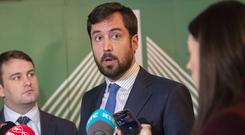 New criteria: Eoghan Murphy, the Housing Minister. Photo: Ciara Wilkinson
