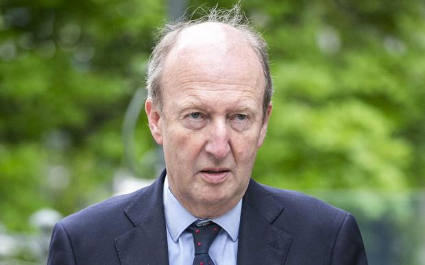Call: Shane Ross said he wanted to know about severance deal. Photo: Kyran OBrien