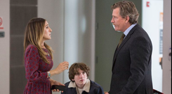 The impact parental separation can have on children was addressed in TV series The Divorce