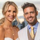 Vogue Williams wed Spencer Matthews twice. Photo: Courtesy of Hello!