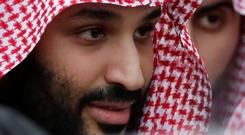 Saudi Arabia's Crown Prince Mohammed bin Salman. Photo: Jorge Silva/Reuters