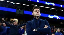Mauricio Pochettino suggested his pre-season concerns are now being realised after a 7-2 defeat against Bayern Munich (Getty)