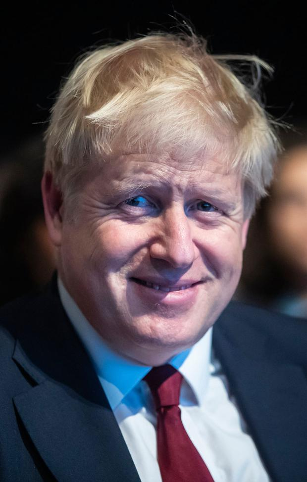 Under-fire Boris Johnson