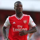 Nicolas Pepe. Photo: Getty Images