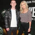 Yvonne Connolly and son Jack at the Irish premiere screening of The Joker at Cineworld, Dublin. Picture: Brian McEvoy