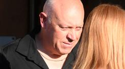 Andrew Griggs, 56, denies killing his pregnant wife Debbie Griggs Photo credit: Kirsty O'Connor/PA Wire