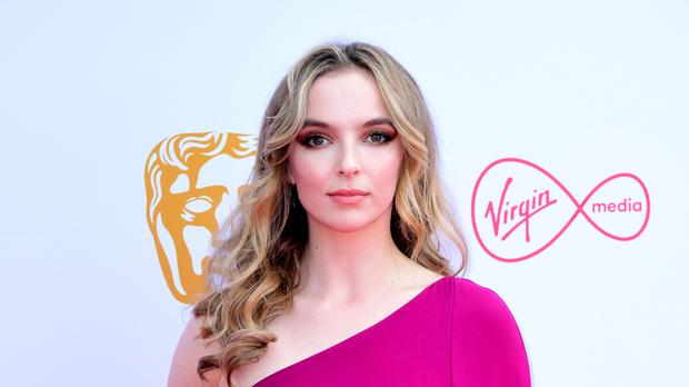 Killing Eve's Jodie Comer (Ian West/PA)