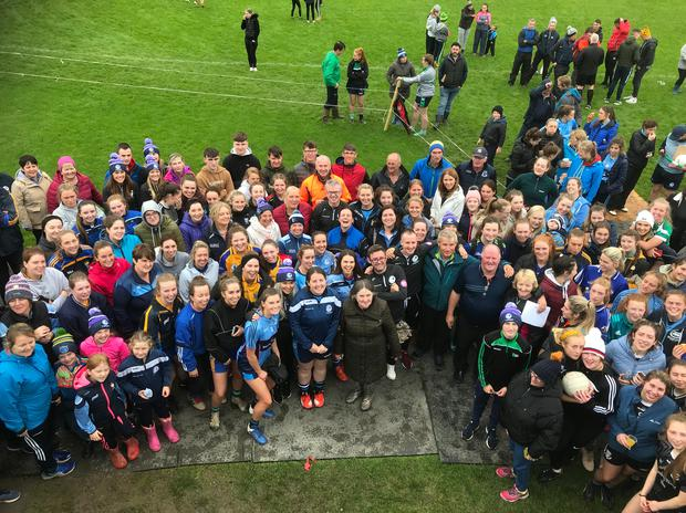 The third annual Cooraclare ladies' 7s tournament in honour of the late Síle Callinan epitomised so much of what is precious in our GAA communities