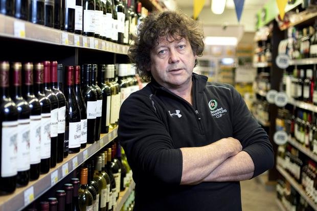 Thurles publican and Off Licence owner Kieran Linnane. Pic: Don Moloney