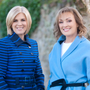 Nationwide presenters Anne Cassin and Mary Kennedy. PIC: RTE