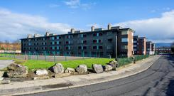 'Previously agreed': The site at O'Devaney Gardens in north Dublin is in line to be redeveloped
