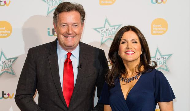 Interview: Piers Morgan and Susanna Reid spent an entire hour interviewing Jennifer Arcuri. Photo: Jeff Spicer/Getty Images