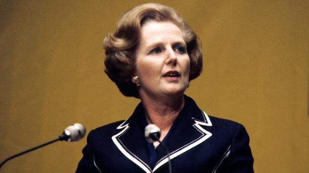 Murder: The widow of Pat Finucane said then prime minister Margaret Thatcher (pictured) 'knew exactly what was going on'. Photo: PA