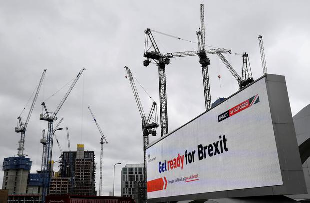 The different Brexit scenarios for the world's fifth-largest economy make it hard to gauge the outlook for the year ahead. Photo: REUTERS