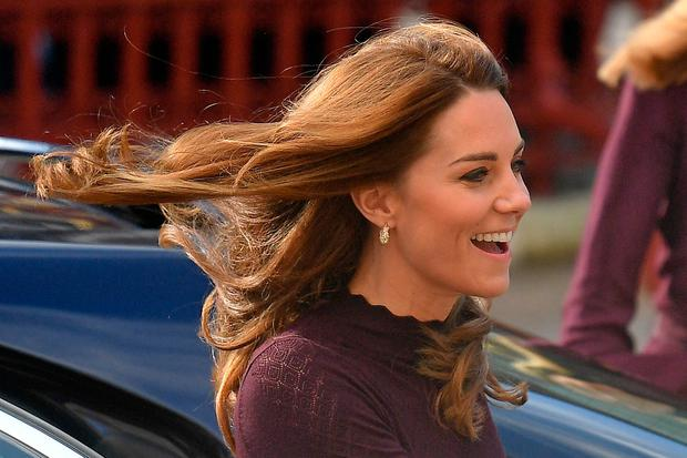 Kate Middleton Rocks the Perfect Fall Trouser: See the Chic Look!