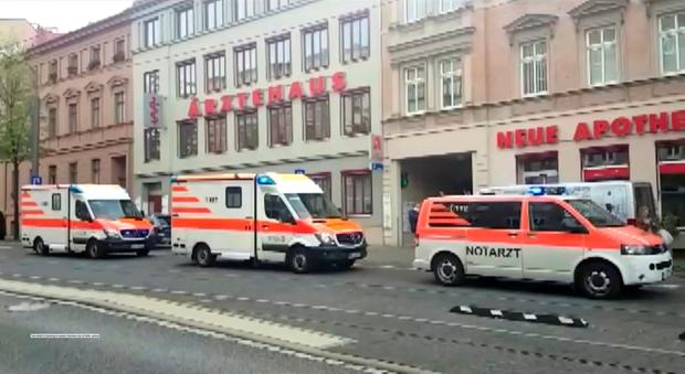Fatal shooting at German synagogue