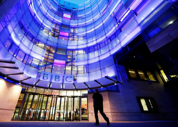 BBC New Broadcasting House in London. Photo: REUTERS/Luke MacGregor