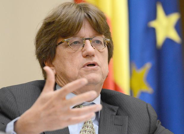 Taxing time: International Monetary Fund official Erik de Vrijer warned the State may face a loss of between €1.5bn and €3bn. Picture: Getty