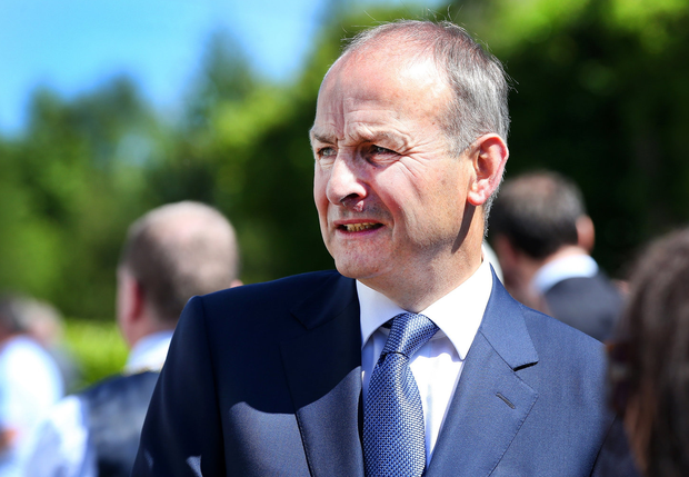 'Correct decision': Micheál Martin said he was right to postpone an election due to Brexit uncertainty. Picture: Steve Humphreys
