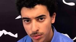 Undated handout file photo issued by Force for Deterrence in Libya of Hashem Abedi, the brother of Manchester Arena bomber Salman Abedi, as he is due to appear at the Old Bailey to enter pleas to multiple charges of murder. Photo: Force for Deterrence in Libya/PA Wire