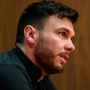 Scott Hogan is feeling good to be included in the Ireland squad unexpectedly