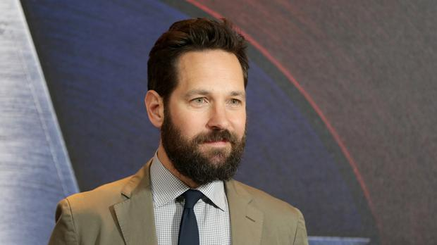 Paul Rudd played Phoebe's love interest in Friends (Daniel Leal-Olivas/PA)