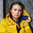 Fighting for a cause: Climate activist Greta Thunberg was the odds-on favourite to win the Nobel Peace Prize