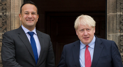 Leo Varadkar and Boris Johnson made progress in talks