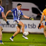 Colm Basquel of Ballyboden scores his second goal against Na Fianna during the Dublin County Senior Club Football Championship Quarter-Final match between Ballyboden and Na Fianna at Parnell Park in Dublin. Photo by Matt Browne/Sportsfile