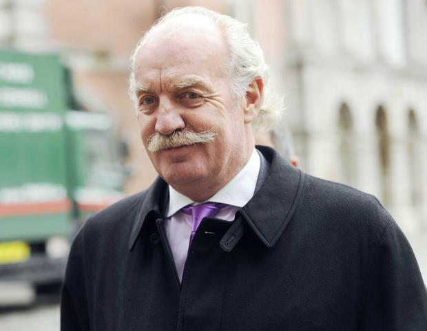 Dermot Desmond. Photo: RollingNews.ie