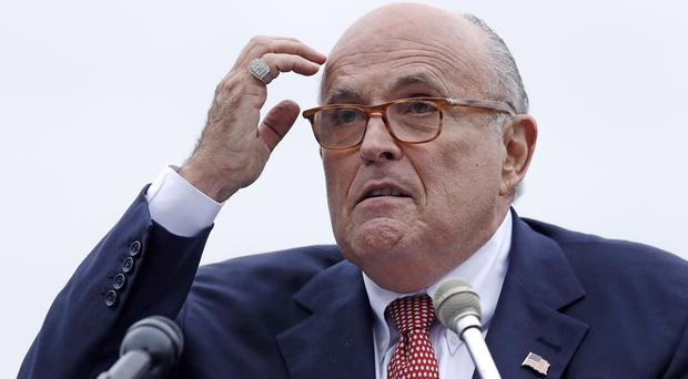 Rudy Giuliani. Photo: Charles Krupa/AP