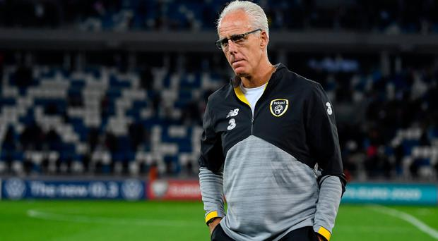 Mick McCarthy claims Aaron Connolly 'ready to start' and slams 'peddlers of doom' ahead of Swiss tie