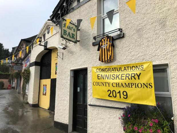 Nine Injured In Enniskerry After Celebrating GAA Team Fall From Lorry