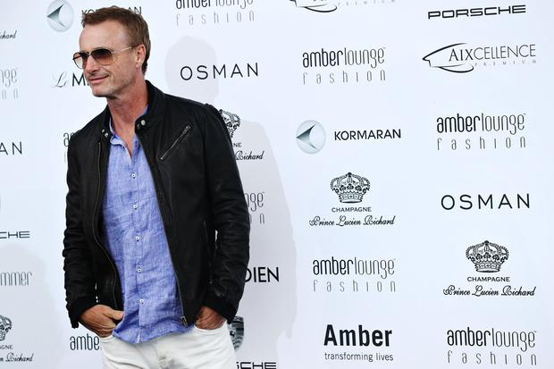 Eddie Irvine is understood to be worth more than $100m. Photo: Mark Thompson/Getty Images