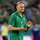 Ireland head coach Joe Schmidt. Photo: Sportsfile