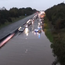 Motorists left stranded on the M8 after heavy rain flooded part of the motorway in Co Tipperary