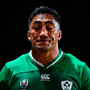 Bundee Aki. Photo: Sportsfile