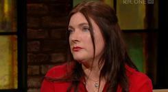 Court action: Rachel Moran was distressed by the claims made online, her lawyer said. Photo: RTÉ