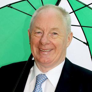 Michael Ring dismissed suggestions that a €241m road project for Mayo was a parish-pump-style announcement. Photo: Tom Burke