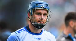 Michael 'Brick' Walsh may play his final Championship game in a Waterford shirt tomorrow against Cork. Photo: Sportsfile