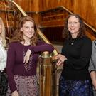 Changing attitudes: Naomi Donaldson, Ellen McEvoy, Moira McLaughlin, and Deirdre Daly took part in the Maternal Health and Maternal Morbidity in Ireland (Mammi) study.