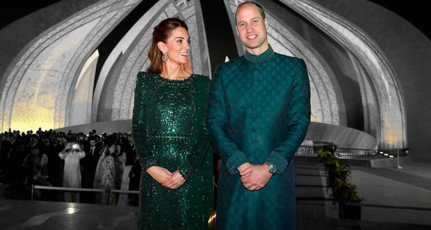Prince William, Kate at Badshahi Mosque join discussion on promoting interfaith harmony