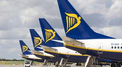 US hedge fund giant Citadel is believed to have completely exited its short positions in Ryanair, likely having generated hefty profits from the bets against the carrier's shares. Photo: Bloomberg
