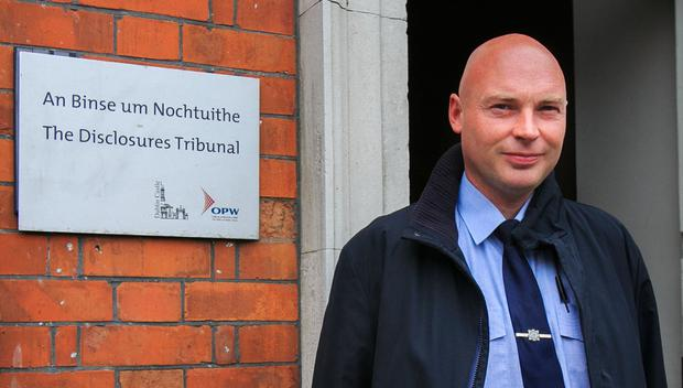 Concerns: Nick Keogh's allegations sparked an                     internal Garda probe