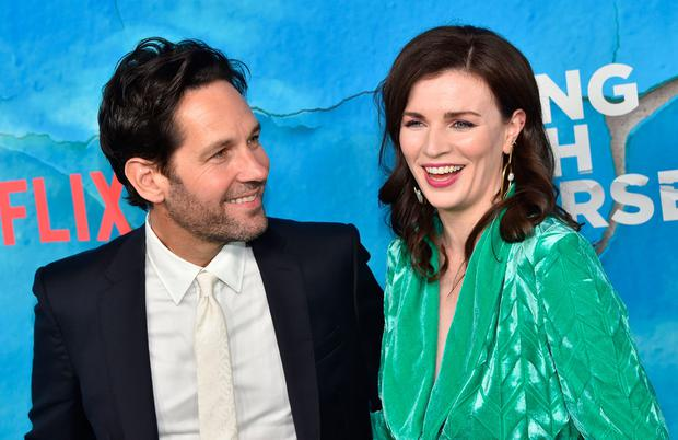 Paul Rudd learns the Irish slang word for vagina with Aisling Bea