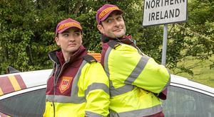 BBC1 Northern Ireland has been known to shift The Graham Norton Show to a later slot to make room for homegrown series like the abysmal Soft Border Patrol