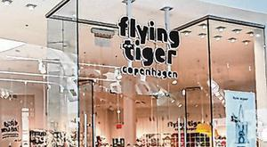 A Flying Tiger store in Dublin