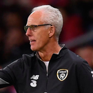 Mick McCarthy's stubborn loyalty to misfiring players has proved problematic. Photo: Sportsfile