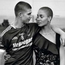 Birr hurler Oisín Murphy with English model Adwoa Aboah pictured in a photoshoot for 'Vogue Paris' last year