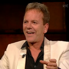 Kiefer Sutherland on The Late Late Show, RTE One